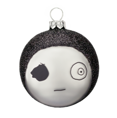 Bad Eye Lily Ornament